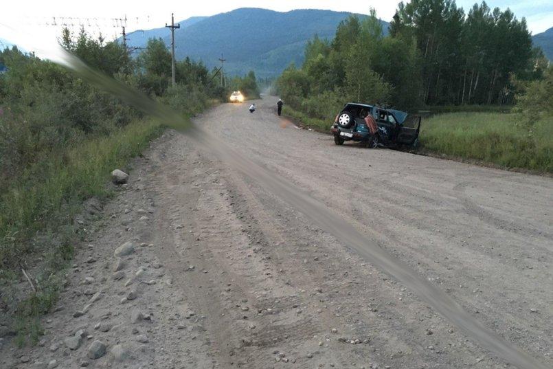 ДТП  в Казачинско-Ленском районе