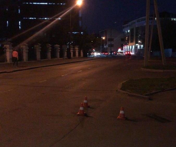 ДТП на улице Кожова