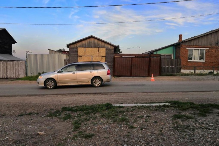 ДТП в деревне Максимовщина