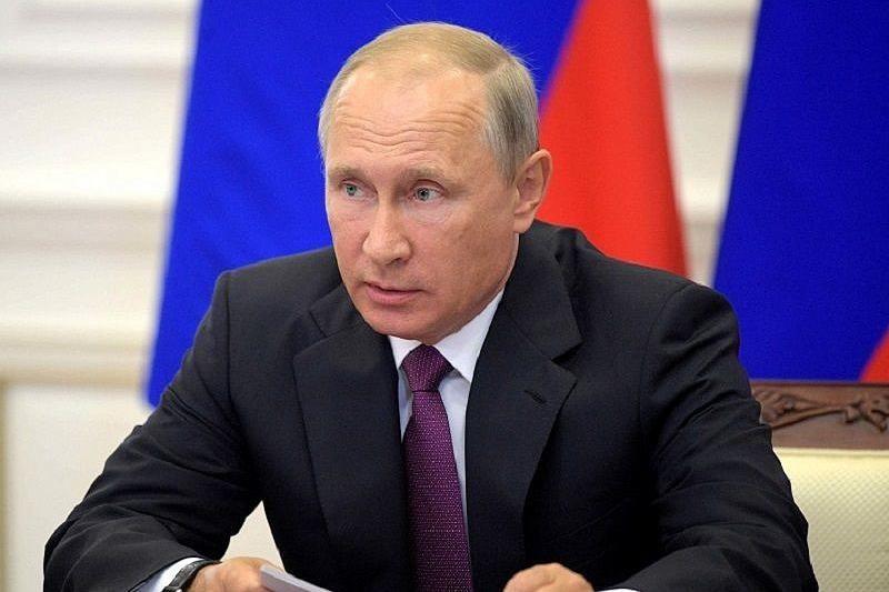 Путин опроверг, что паводки вПриангарье были вызваны взрывными работами