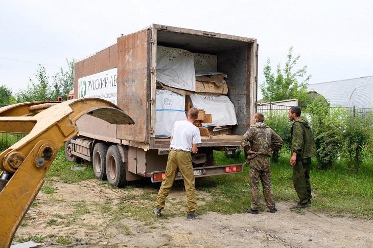 Фото Ассоциации «Русский лес»