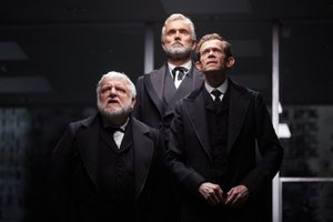 TheatreHD. Трилогия братьев Леман