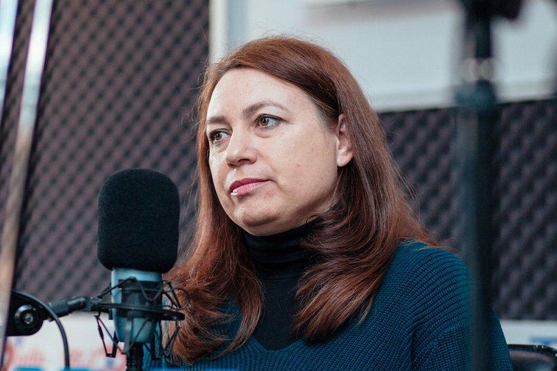Галина Солонина. Фото IRK.ru