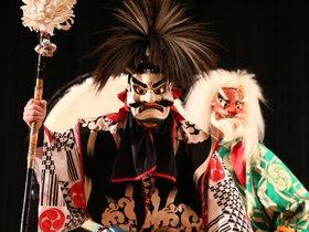 Энергия звука. Шоу японских барабанщиков Aska-Gumi