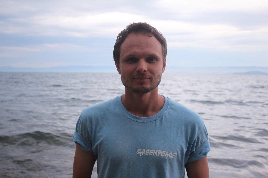 Эксперт проекта «Ноль отходов» Дмитрий Нестеров
