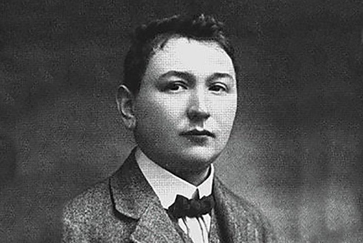 Ярослав Гашек. Фото с сайта wikipedia.org