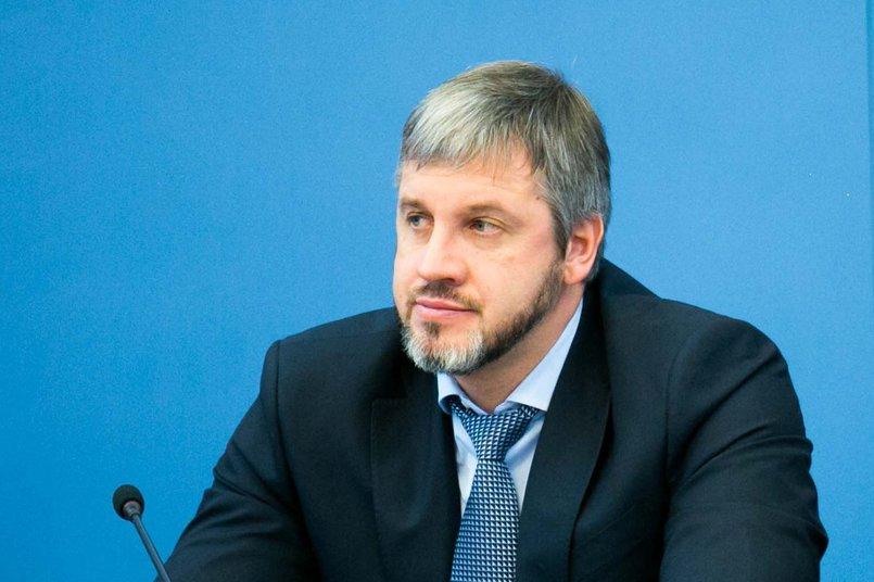 Дмитрий Чернышов. Фото irkobl.ru