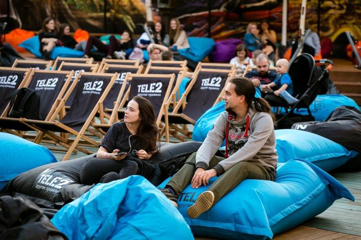 Фото предоставлено организаторами Фестиваля уличного кино