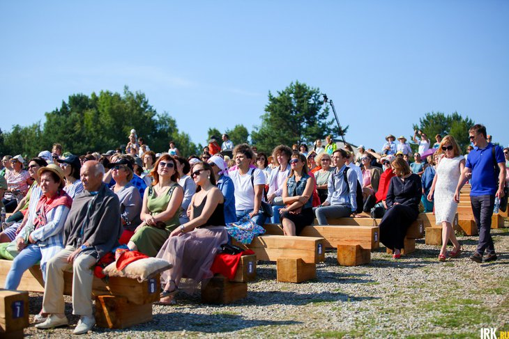 Зрители на концерте в «Тальцах». Автор фото — Анастасия Влади