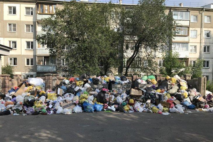 Микрорайон Солнечный. Фото Анастасии Латышевой