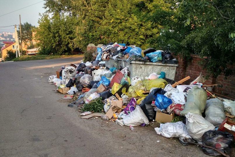 Перекрёсток улиц Колхозная и Миронова. Фото прислала Анна Сидоренко