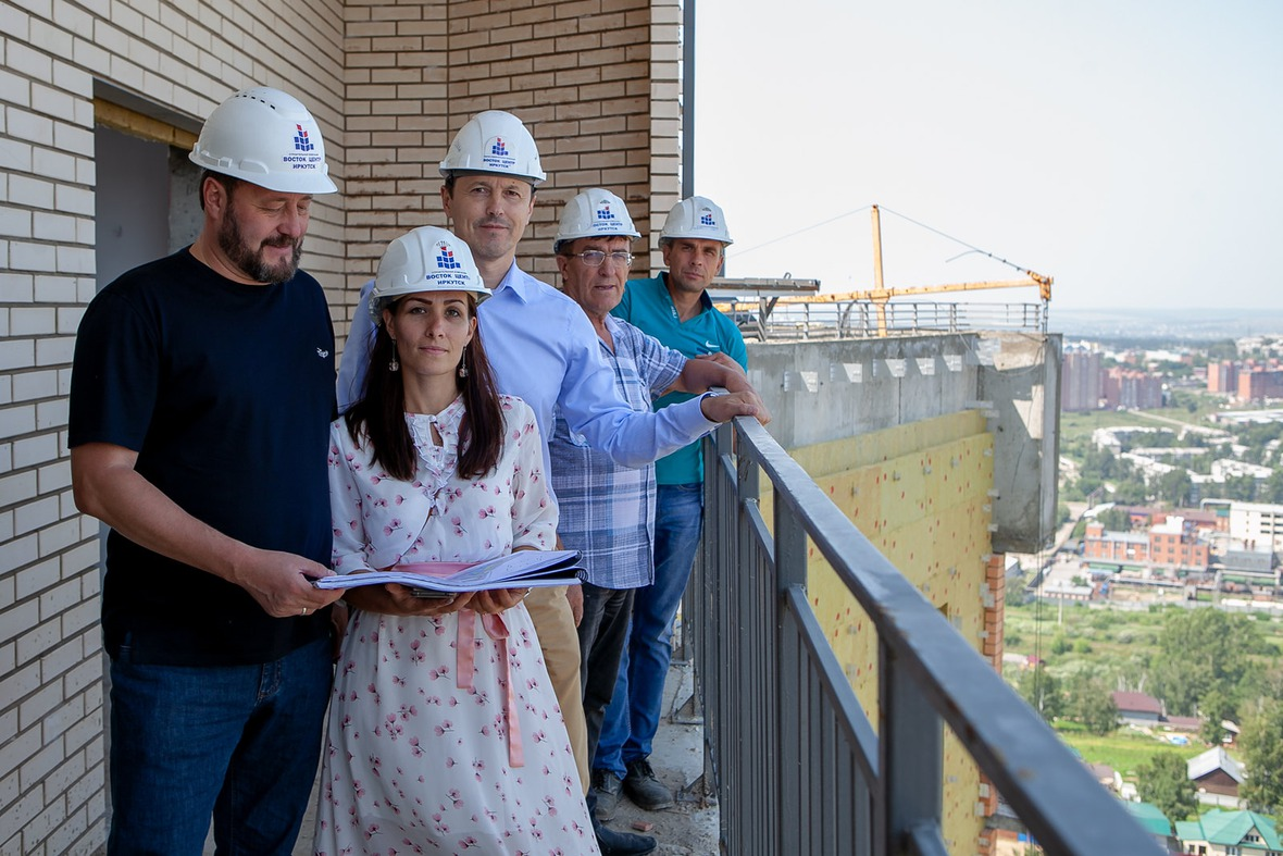 Башня «Небо» – квинтэссенция идей и задумок команды «Восток Центр Иркутск»
