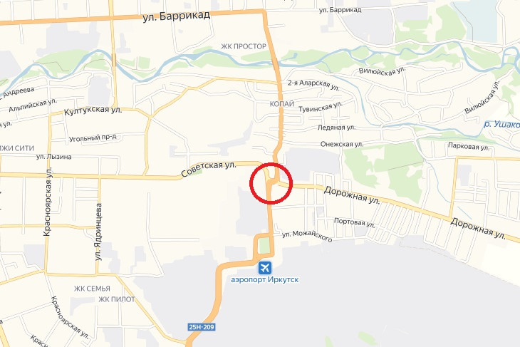 Изображение «Яндекс. Карты»
