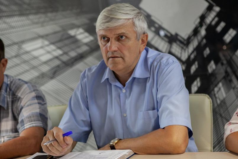 Руководитель проекта «Стрижи Сити» Мирослав Чмелик