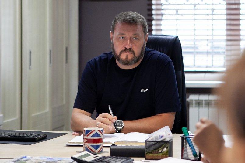 Генеральный директор компании «Восток Центр Иркутск» Михаил Сигал