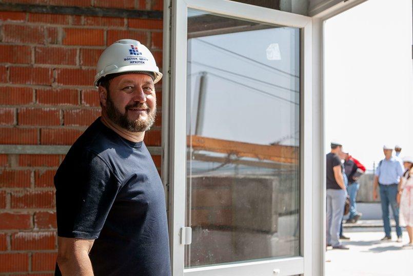 Михаил Сигал уверен, что строительство требует физического присутствия на объекте