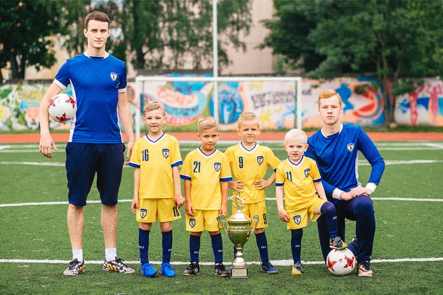 Фото предоставлено футбольной школой «Юниор»