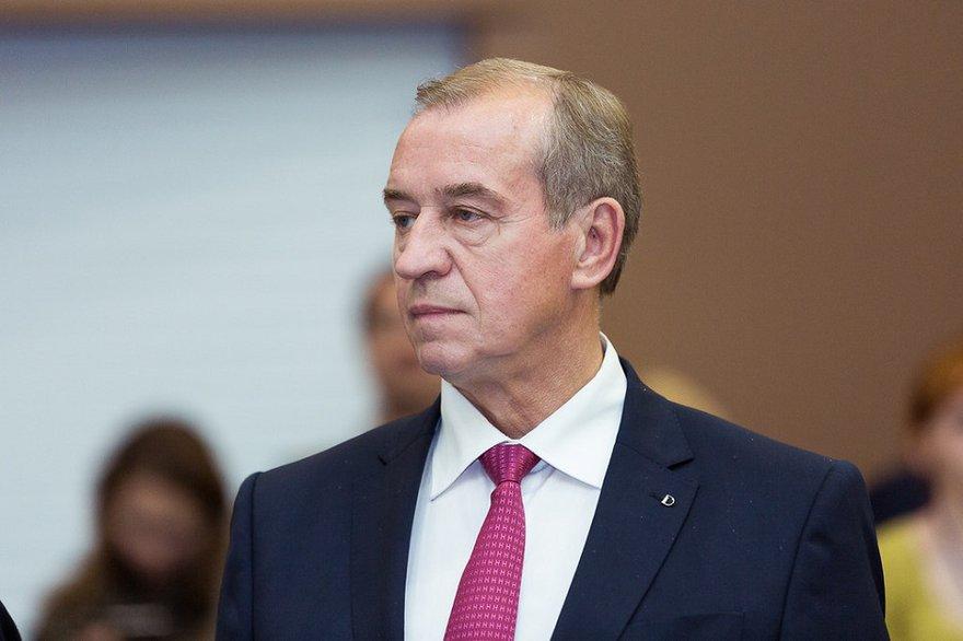Сергей Левченко. Фото IRK.ru