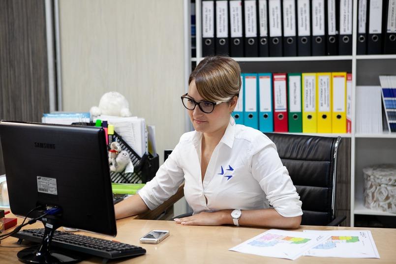 Менеджер отдела реализации проектов Мария Белова