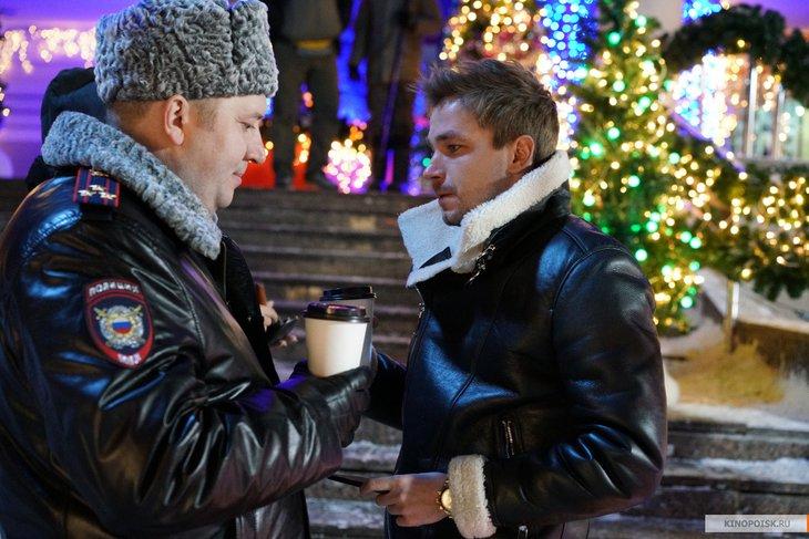 Кадр из фильма «Полицейский с Рублевки: Новогодний беспредел». Фото с сайта kinopoisk.ru