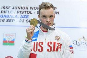 Артем Черноусов. Фото с сайта ruspekh.ru