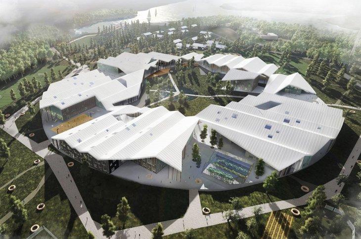 Фото с сайта aasarchitecture.com