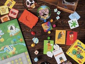 Играем всей семьей в интересные настольные игры
