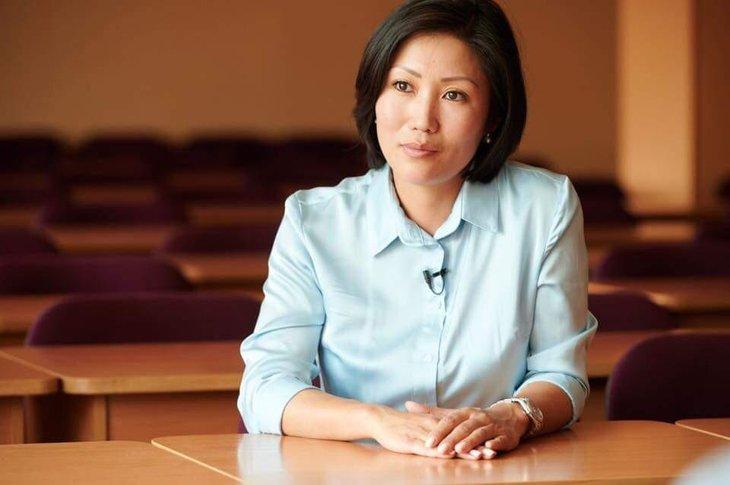 Маргарита Ли, вице-президент Ассоциации «Русский лес»