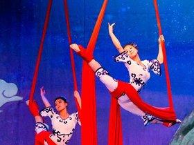 Китайское акробатическо-цирковое шоу «Щелкунчик»