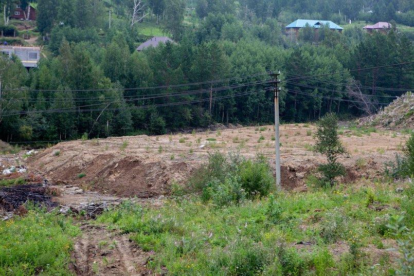 Площадка под строительство школы