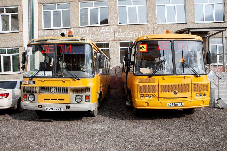 918 учеников Марковской школы необходимо доставлять на автобусах