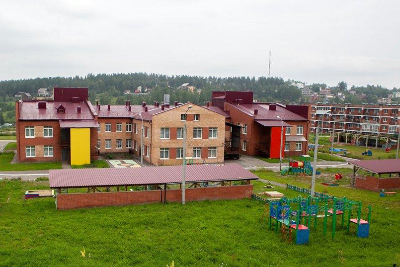 Детский сад в Березовом