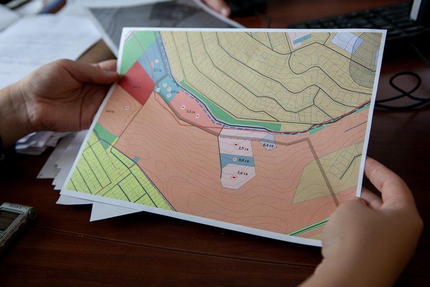 Проект межевания и планировки земельного участка