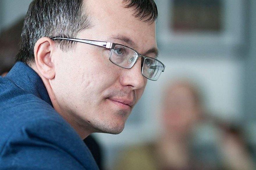 Алексей Петров. Фото со страницы в «Фейсбуке»