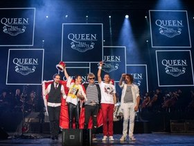 QUEEN Show Real Tribute