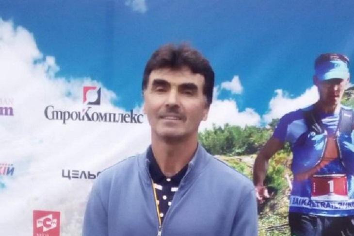 Юрий Яковлев. Фото пресс-службы ГУ МВД России по Иркутской области
