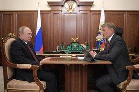Фото Алексея Дружинина, пресс-служба президента