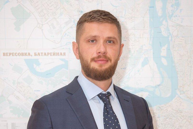 Евгений Стекачев. Фото пресс-службы думы Иркутска