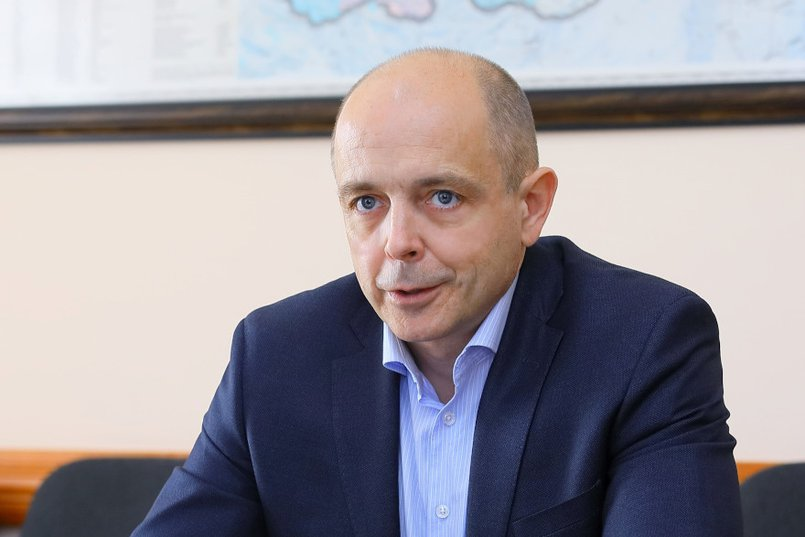 Сергей Сокол. Фото пресс-службы законодательного собрания Иркутской области