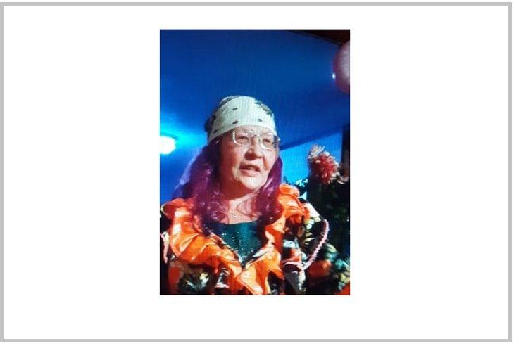 Валентина Анисимова. Фото пресс-службы ГУ МВД России по Иркутской области