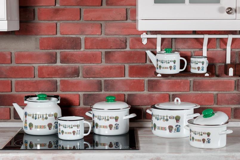 Выбирайте набор посуды, чтобы сэкономить время и деньги