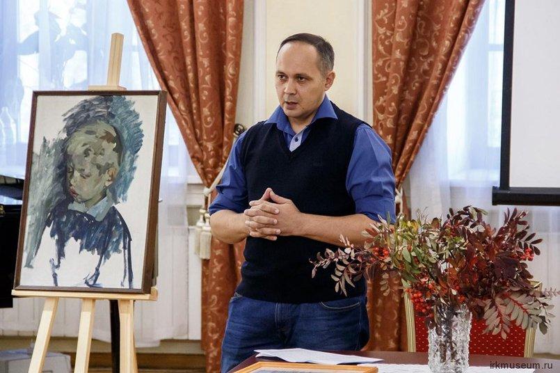 Фото предоставлено музеем истории города Иркутска
