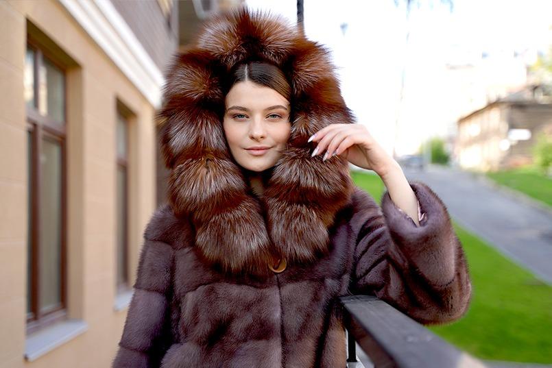 Кировская меховая фабрика представит в Иркутске представлен богатый ассортимент шуб и полушубков