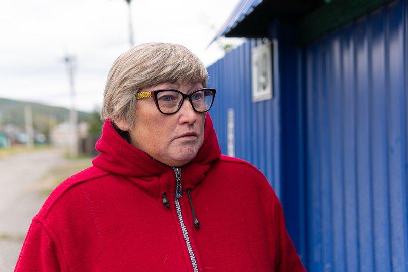 Татьяна Безбородова