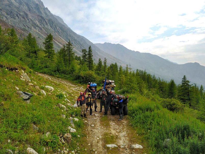 Монголия удивила ипорадовала разнообразием ландшафта