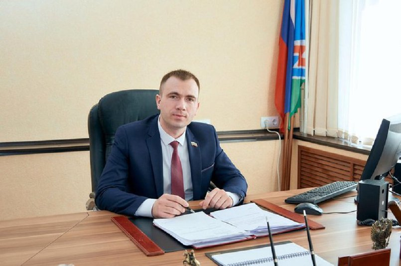 Виталий Перетолчин. Фото пресс-службы заксобрания Иркутской области