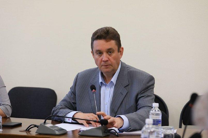 Андрей Лабыгин. Фото с сайта ogirk.ru