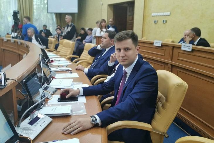 Дмитрий Ружников. Фото IRK.ru