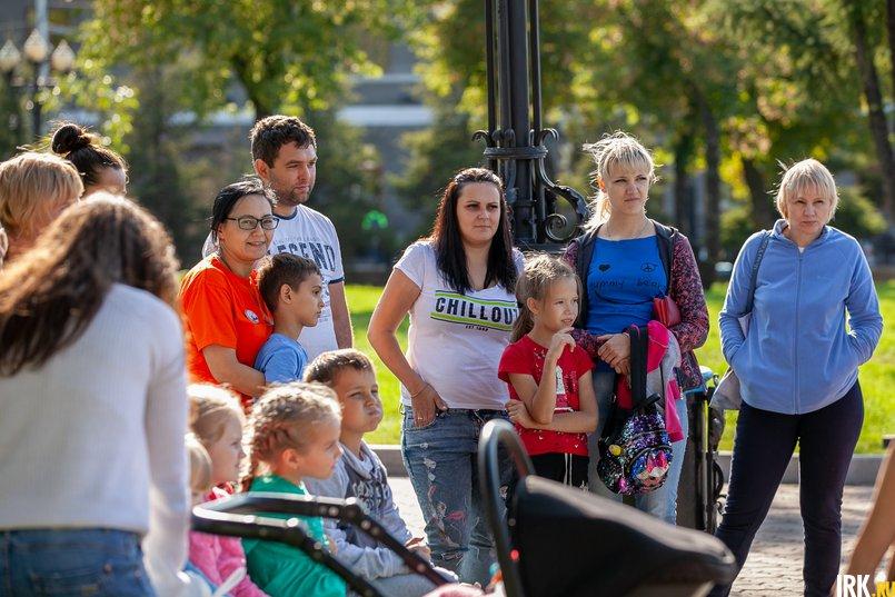 Волонтеры отряда «Лиза Алерт» провели лекцию для родителей и детей