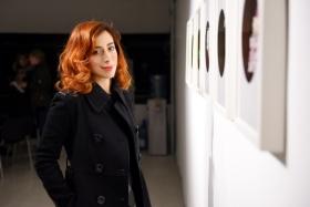 Выставка картин Йованы Вуянович (Черногория)
